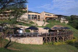 Safarilodgen Chobe